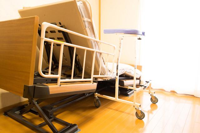 介護ベッドのイメージ画像