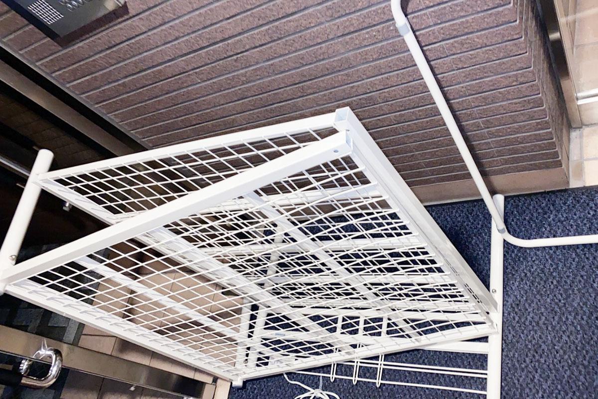 大阪市阿倍野区にて回収したベッドフレームの写真