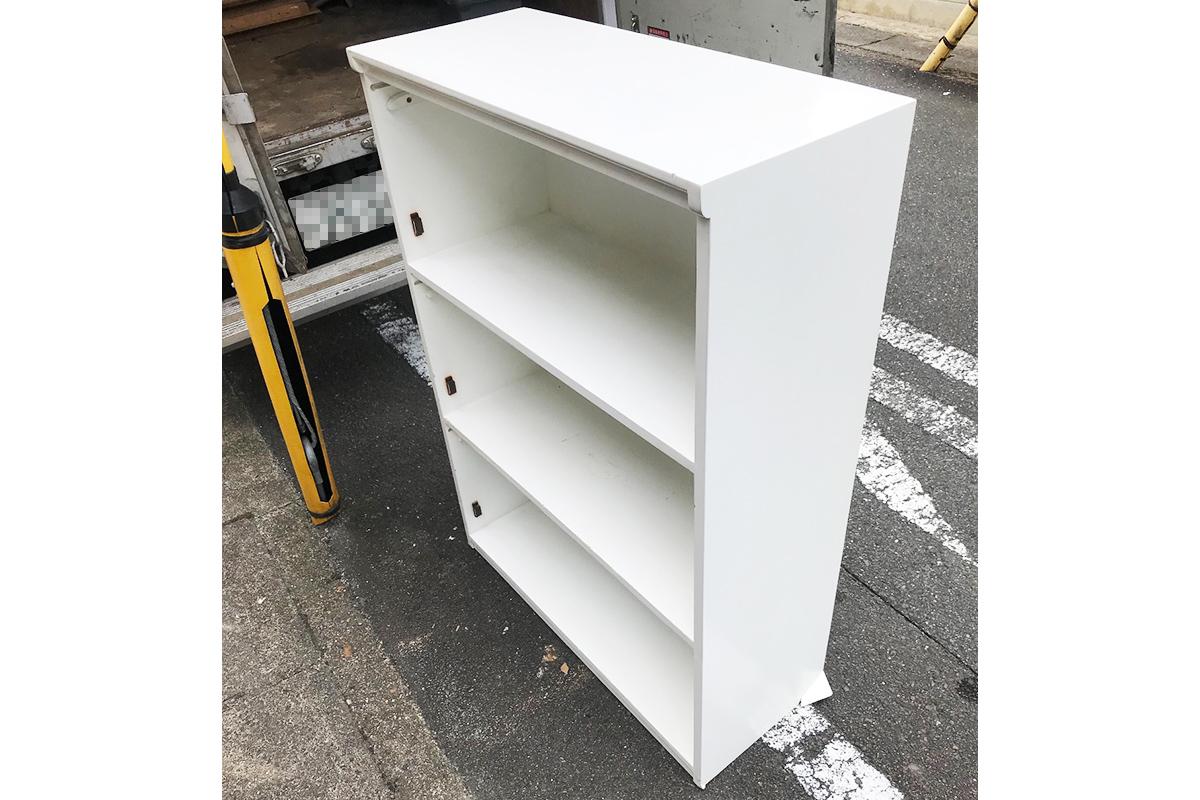 京都市北区にて回収した本棚の写真