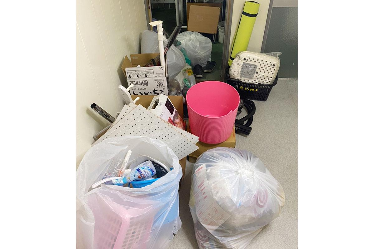 大阪府寝屋川市にて回収した不用品の写真