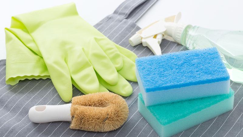 清掃用具のイメージ写真